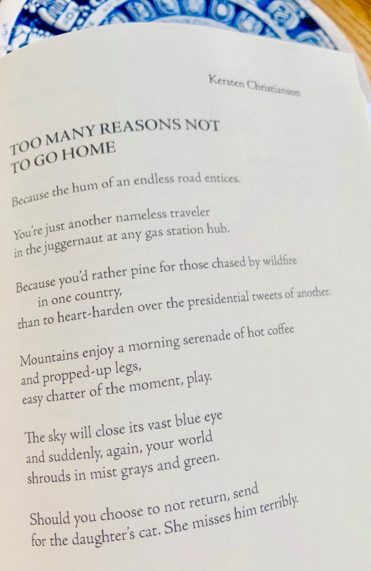 Coffee Poems 2019
